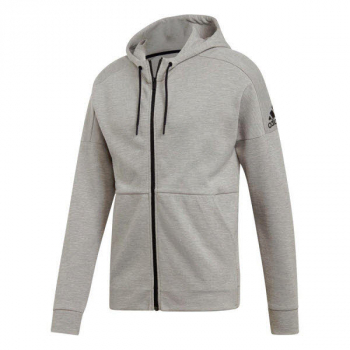 Adidas Herren Full Zip Hoodie ID Stadium (BR4743) trace