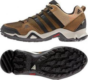 UK New Womens Sz 7 Adidas Ax2 Gtx Gore Tex B33132 Trail Running Sneakers Shoes N40o6755